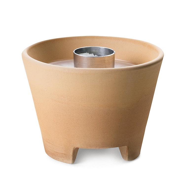 Ceramic Wax Burner Large