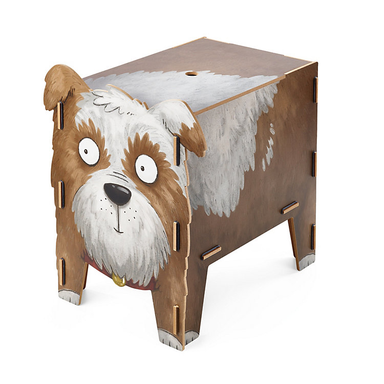 Chest and Stool St. Bernard