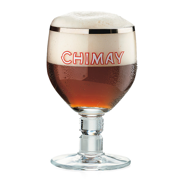 Chimay Beer Glass