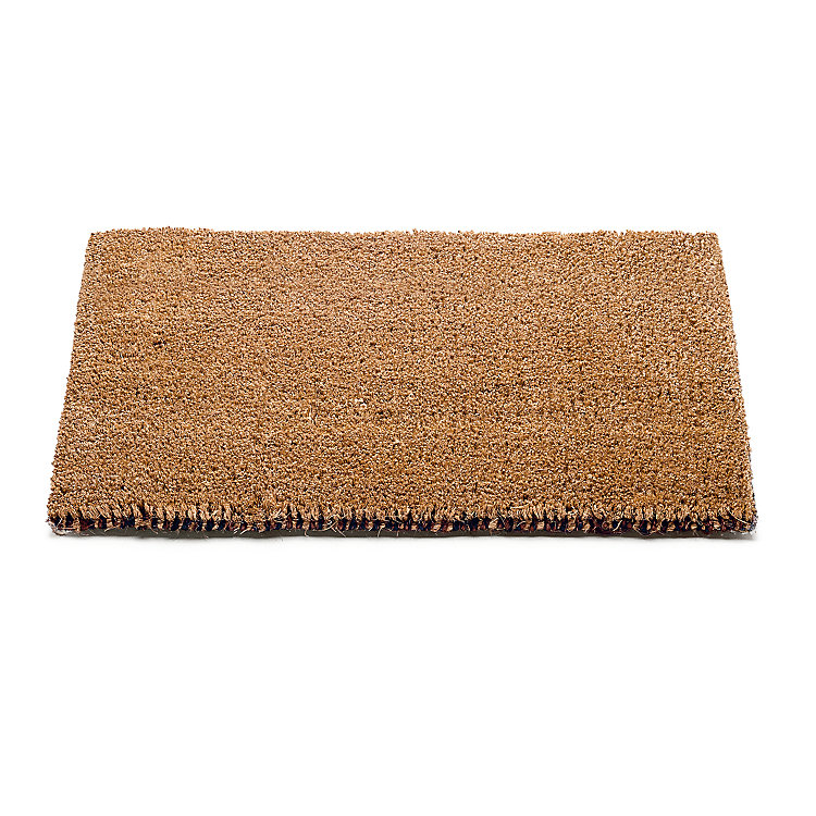 Coconut Velour Doormat