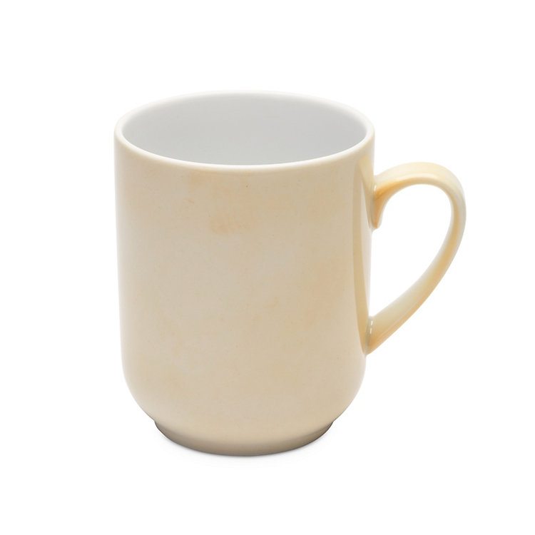 Coffee Mug Light Yellow