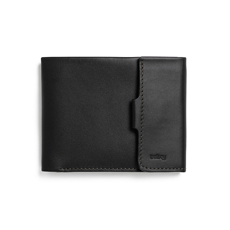 Coin Purse and Billfold Black