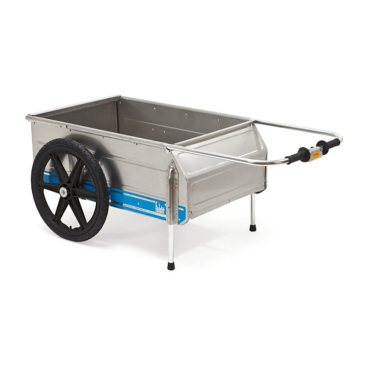 Collapsible Aluminum Transport Cart