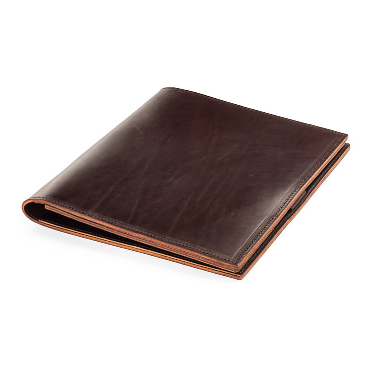 Conference and Project Folder Ox-Neck Leather, Format A5