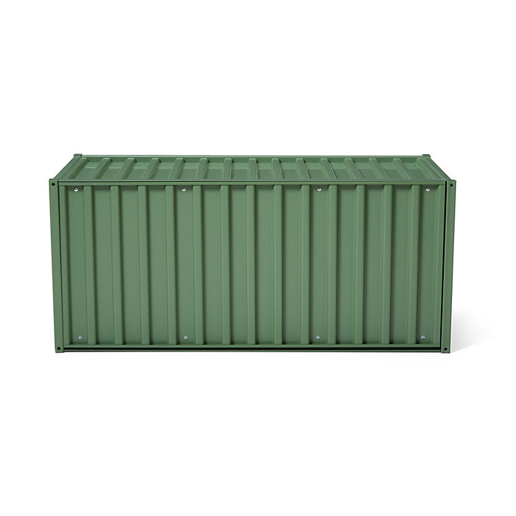 Container DS, Reseda Green RAL 6011