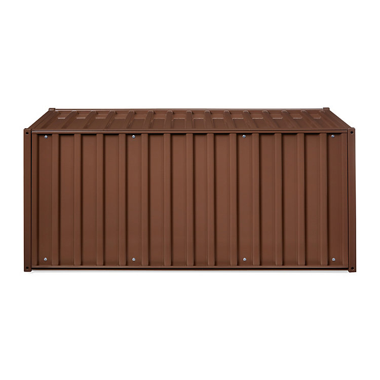 Container DS Pale Brown RAL 8025