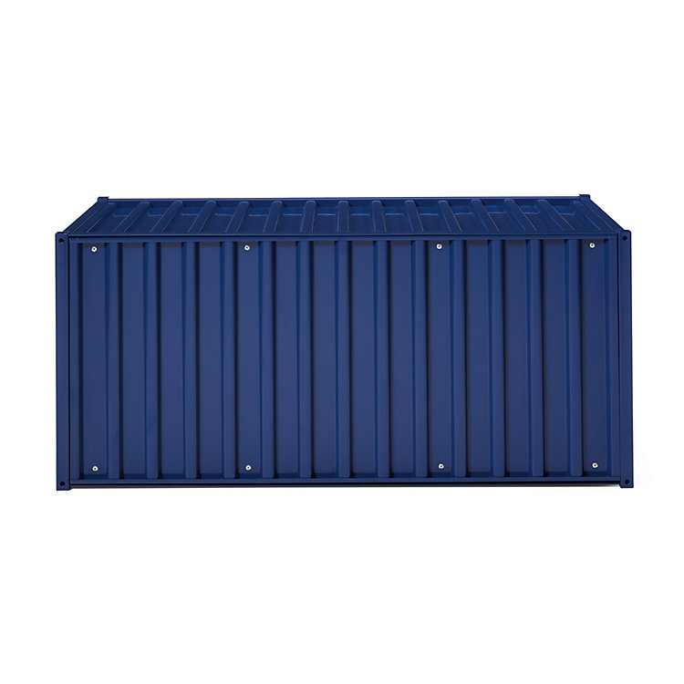 Container DS Sapphire Blue RAL 5003