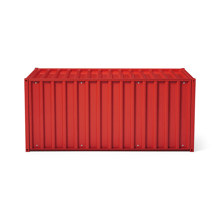 Container DS Tomato Red RAL 3013