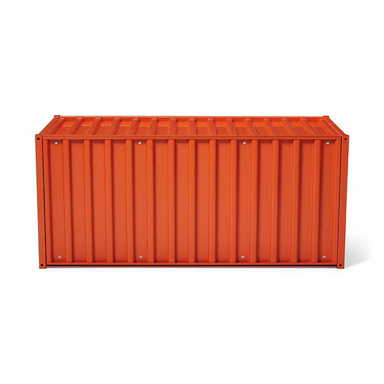 Container DS Red-Orange RAL 2001