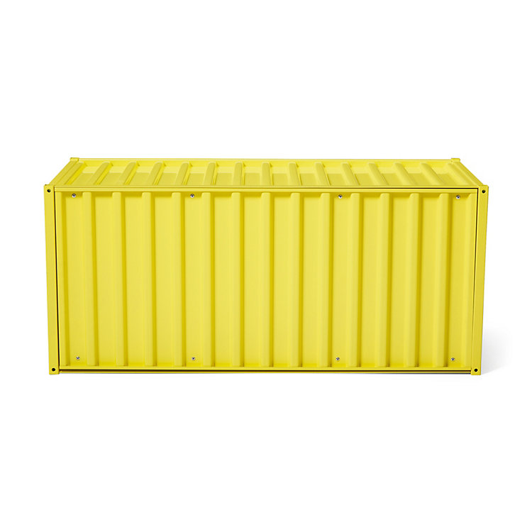Container DS Sulfur Yellow RAL 1016