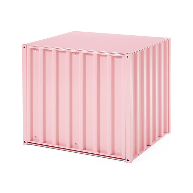 Container DS Klein Hellrosa RAL 3015
