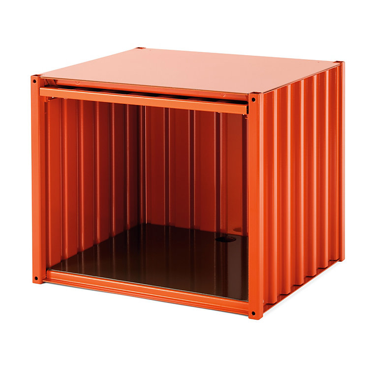 Container Ds Small Red Orange Ral 2001 Manufactum