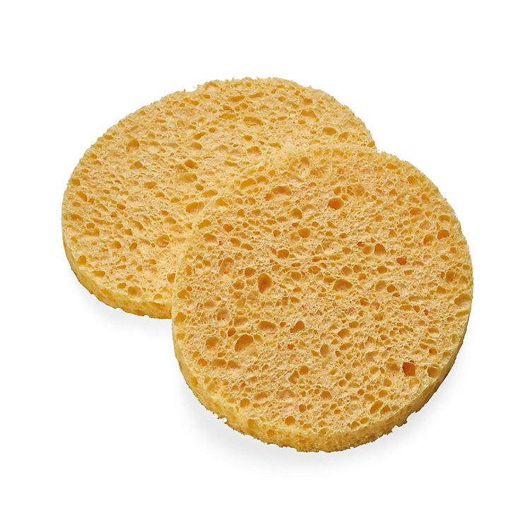Cosmetic Sponge Made of Viscose