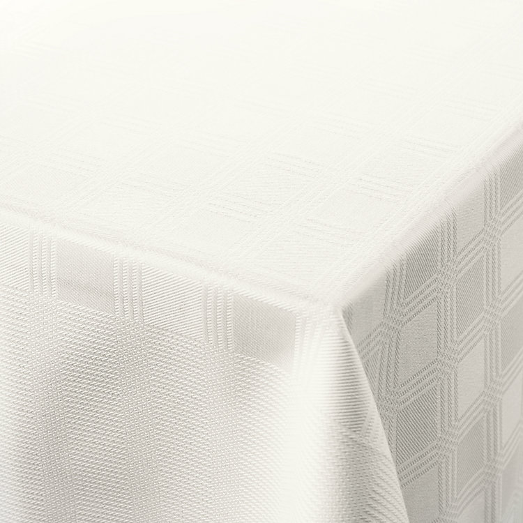 Cotton Tablecloth 260 × 155 cm
