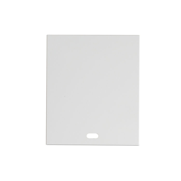COVER SHELF for CONTAINER DS PLUS Pure White RAL 9010