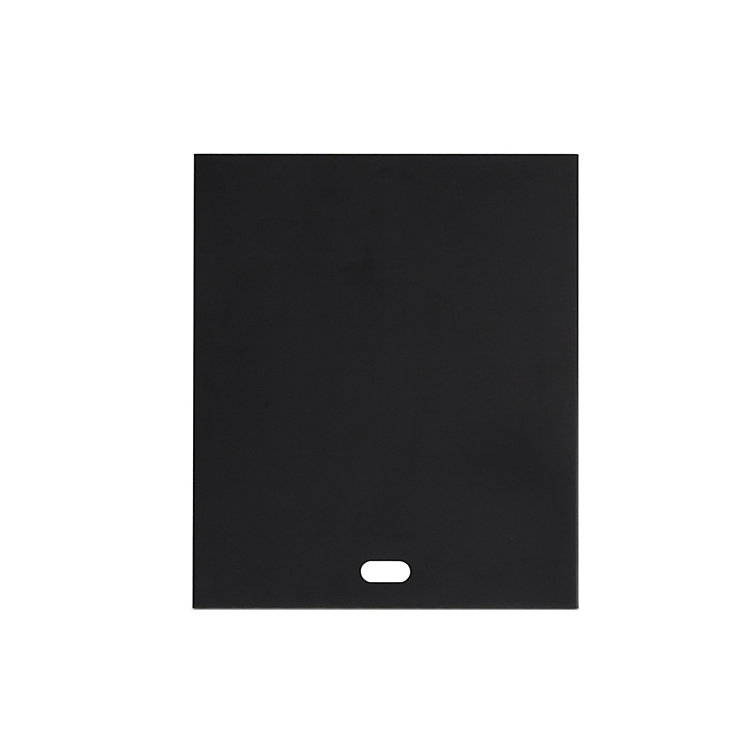 COVER SHELF for CONTAINER DS PLUS, Black Grey RAL 7021