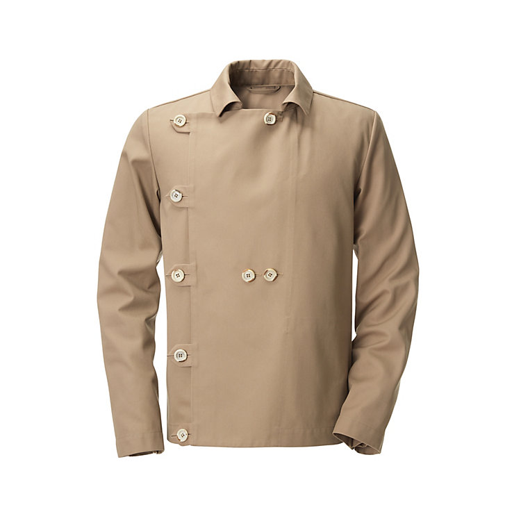 Cradle to Cradle® Herrenjacke Khaki