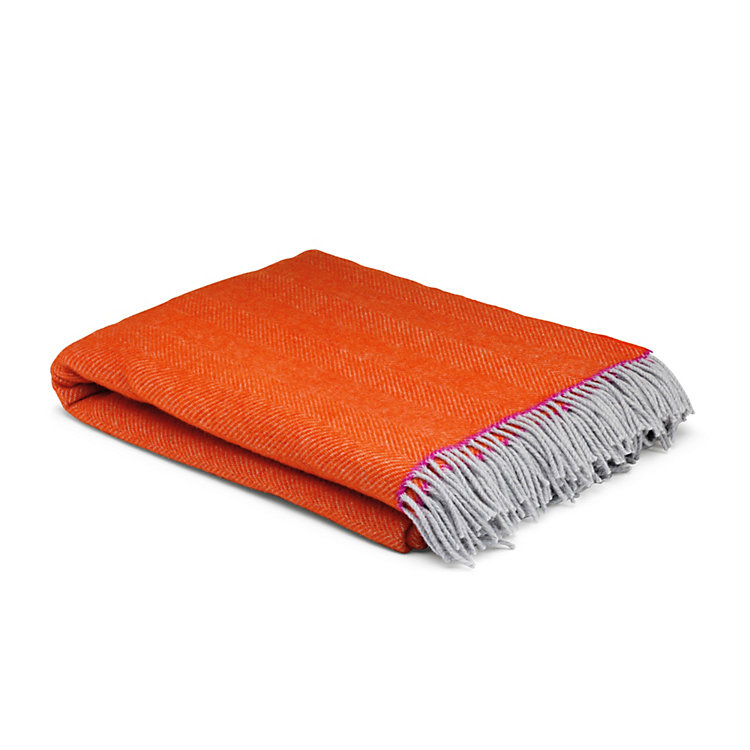Decke Horizon Orange