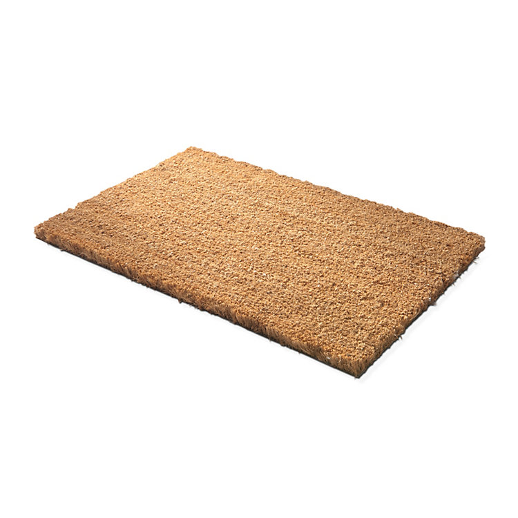 Doormat Bison Small Natural Coloured