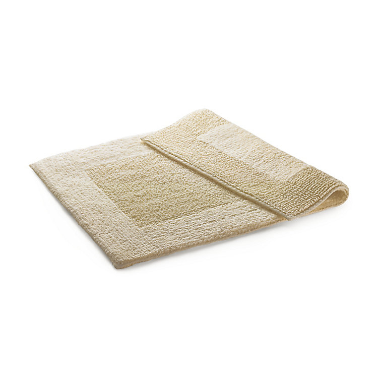 Double Pile Bathmat Natural 70 x 130 cm