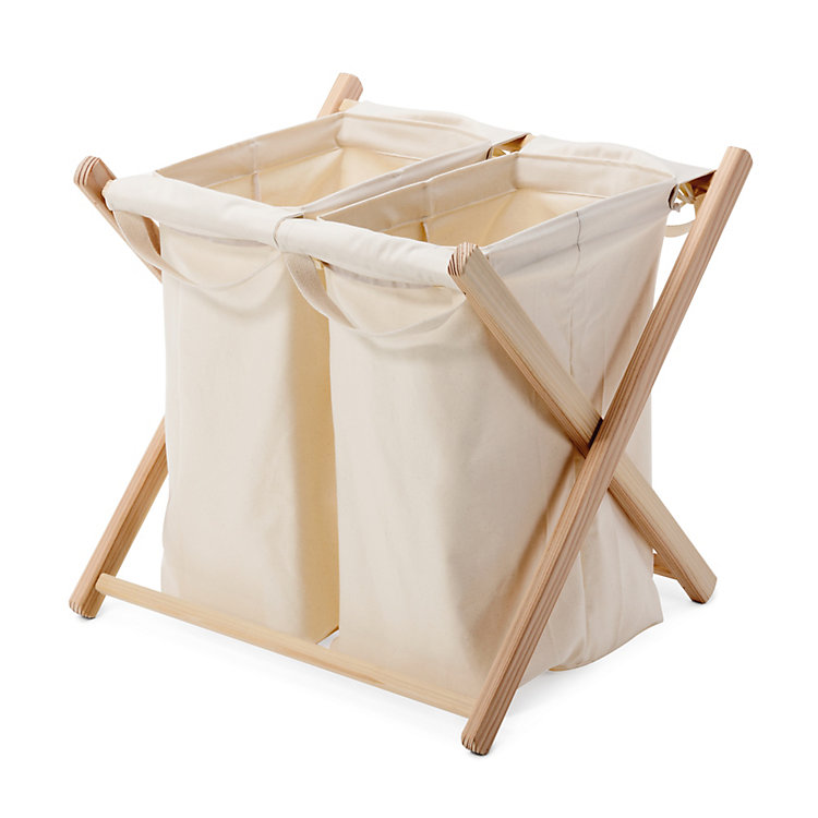 Double Washing Bag