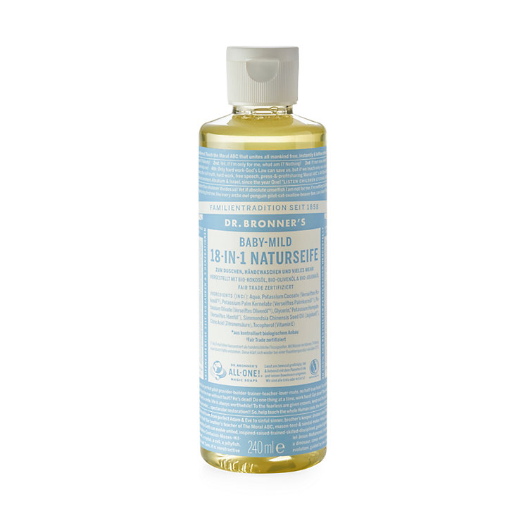 Dr. Bronner's Neutral Shower Gel