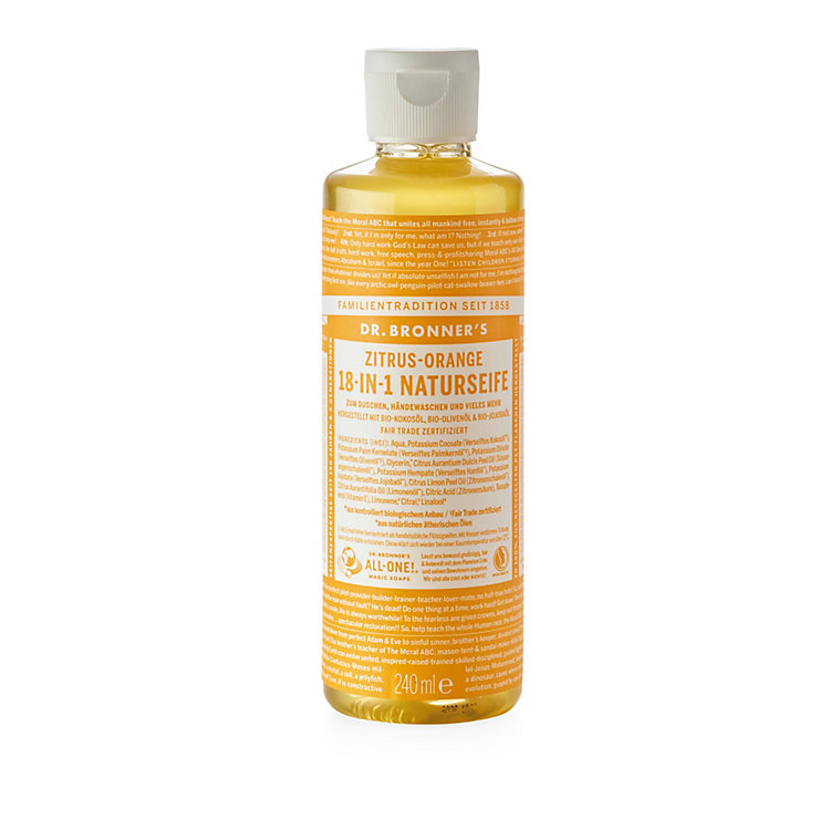 Dr. Bronner's Shower Gel Lemon