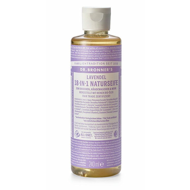 Dr. Bronner's Shower Gel Lavender