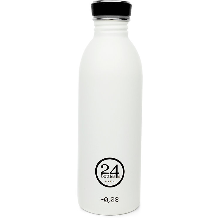 Drinking Bottle URBAN Small White
