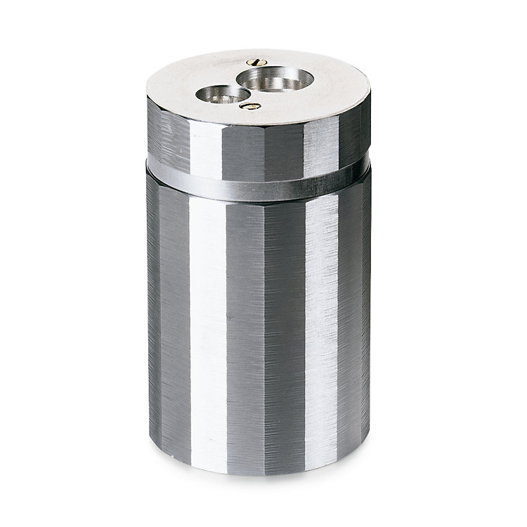 Dux Dual Pencil Sharpener Aluminium