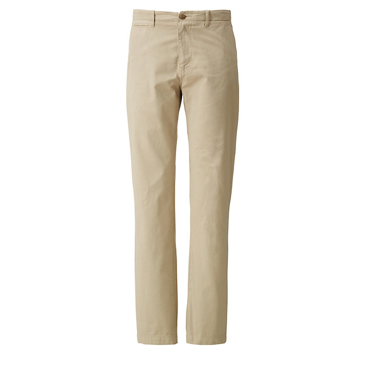 East Harbour Surplus Herrenhose Baumwolle Beige