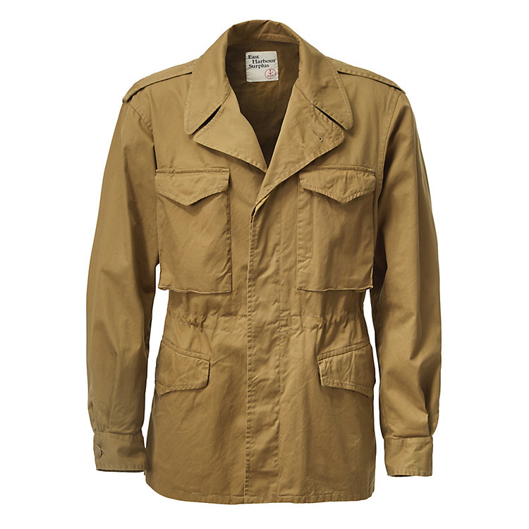 East Harbour Surplus Men's Jacket Khaki