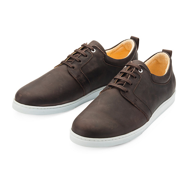 ekn Men's Sneakers Dark brown
