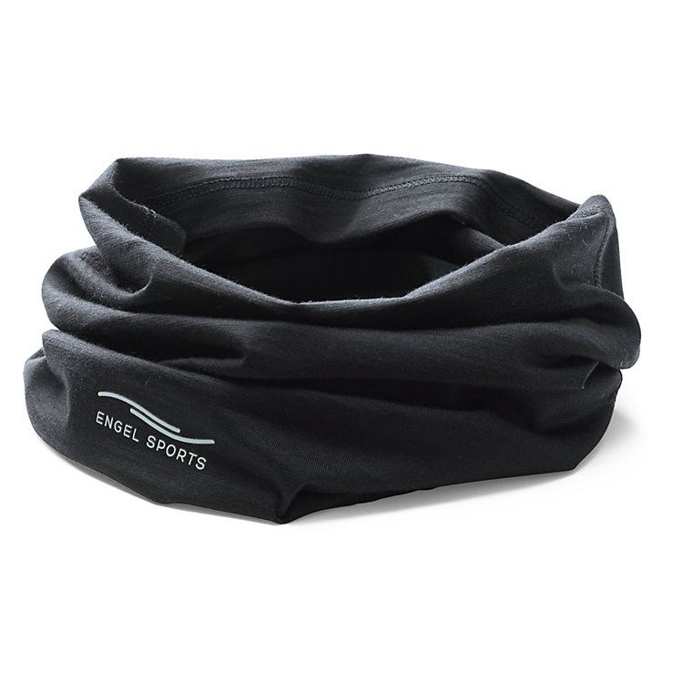 Engel Unisex Tube Scarf, Black