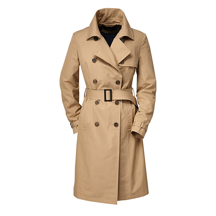 EtaProof® Women's Trench Coat, Beige