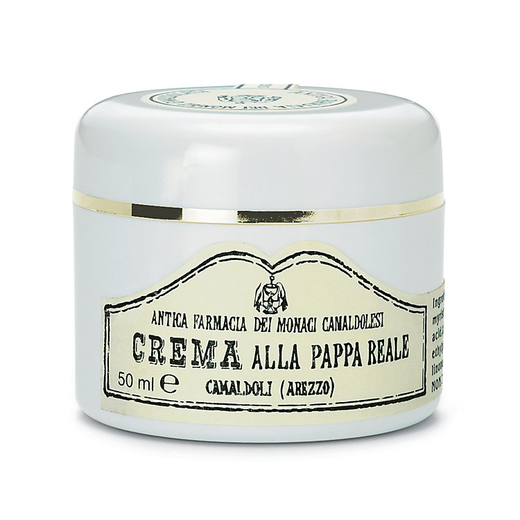 Facial Cream with Royal Jelly