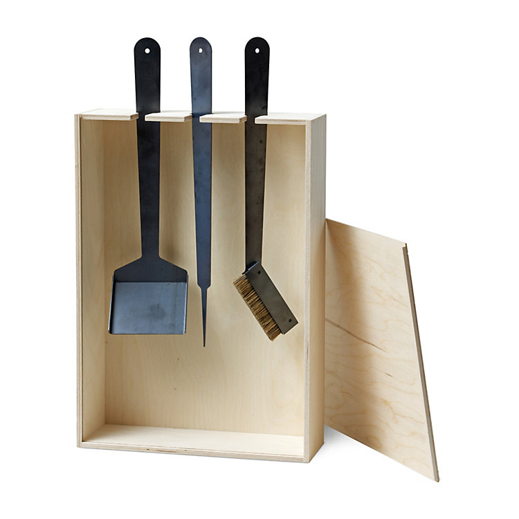 Fireplace Toolset FIRE BOX