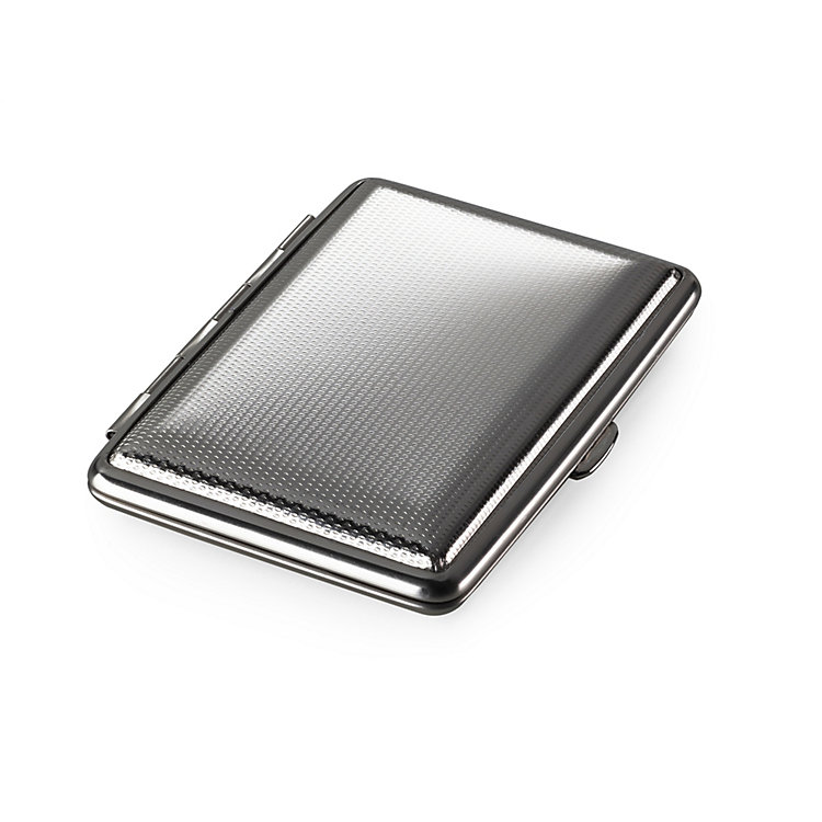 Flat Steel Card Holder