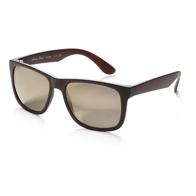 Flexible Sunglasses Brown