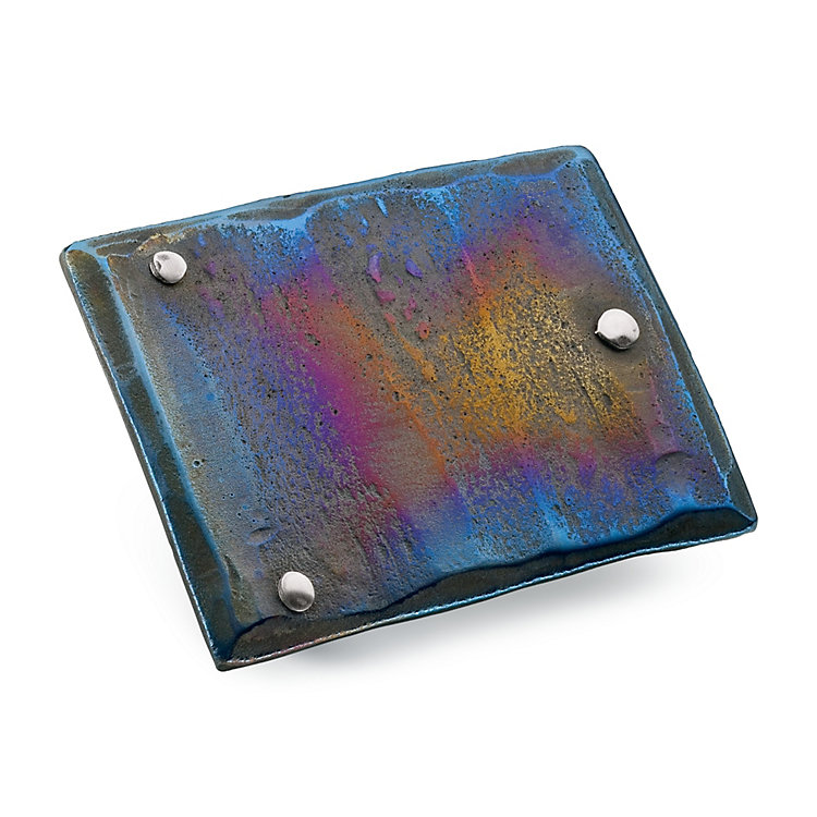 Forged Belt Buckle Made of Titanium