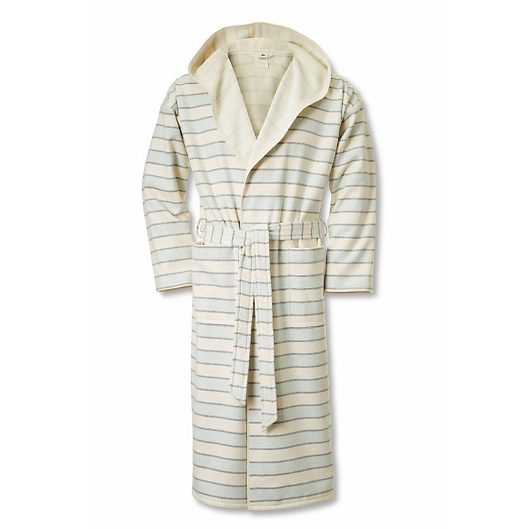 Framsohn Bathrobe Large Coloured Stripes