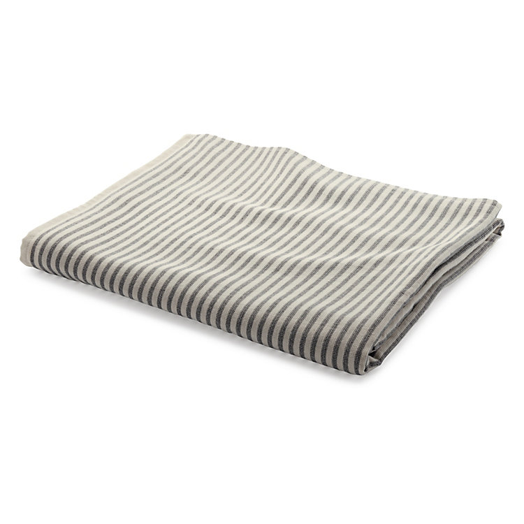 Framsohn Striped Bath Towel Fine Stripes