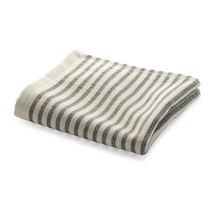 Framsohn Striped Facecloth Fine Stripes