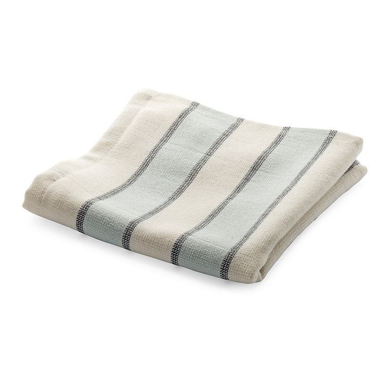 Framsohn Striped Facecloth, Coloured Stripes