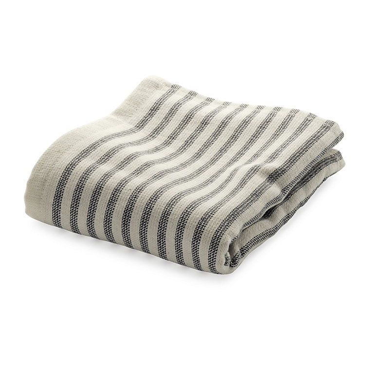 Framsohn Striped Guest Towel Fine Stripes