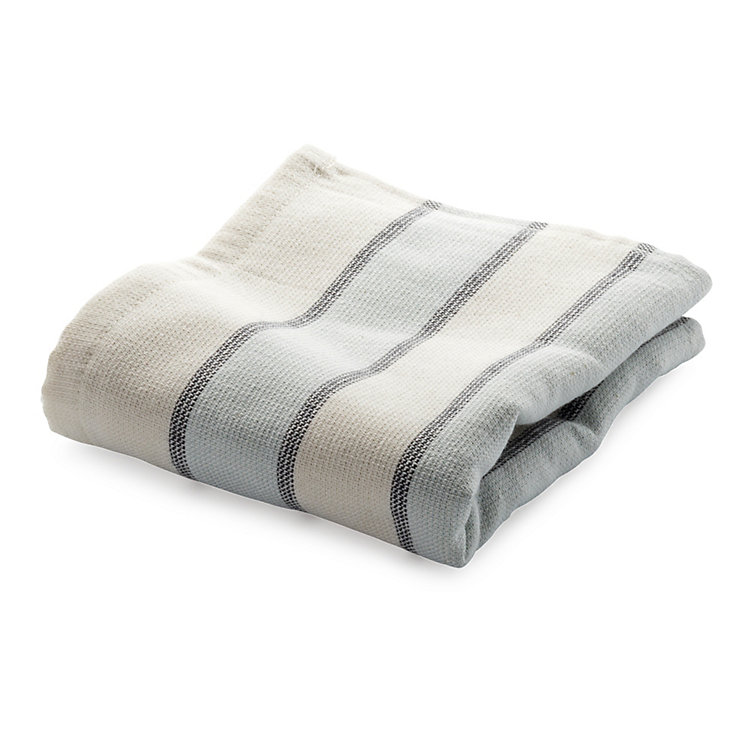 Framsohn Striped Guest Towel Coloured Stripes