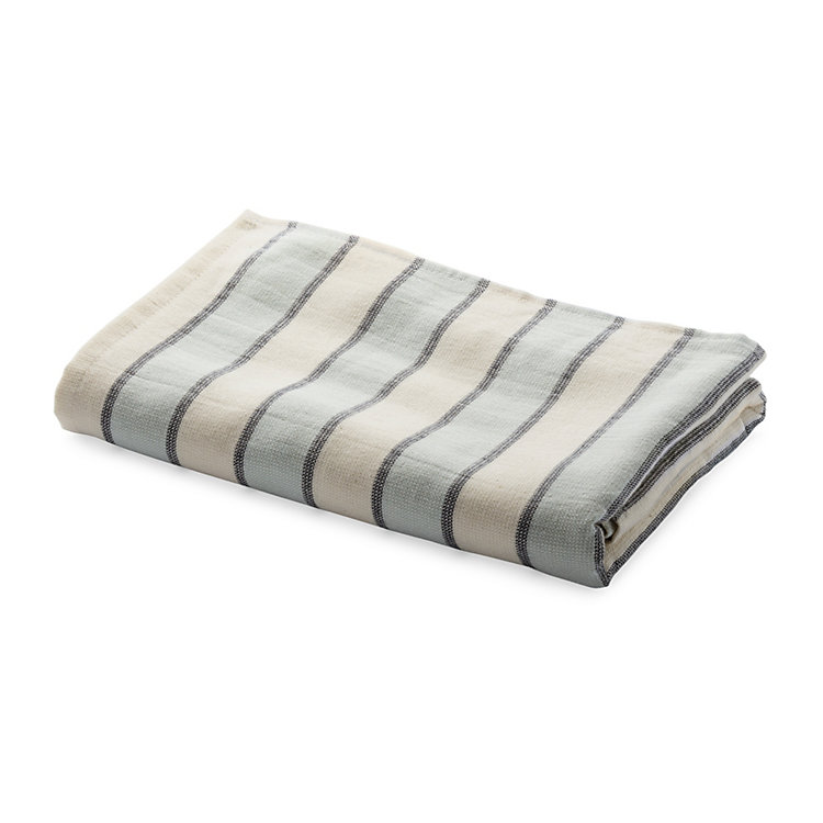 Framsohn Striped Towel Coloured Stripes