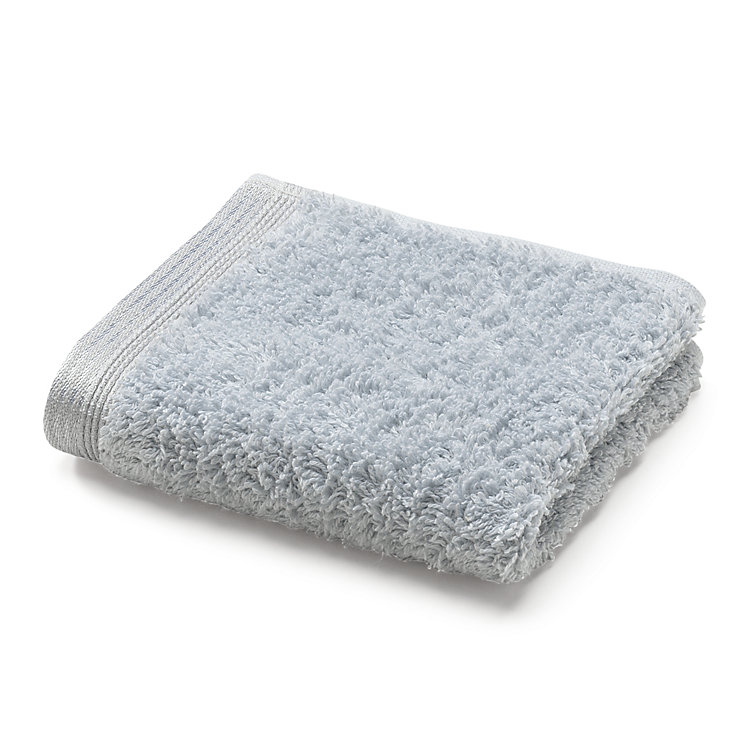 Framsohn Terry Hand Towel Light grey