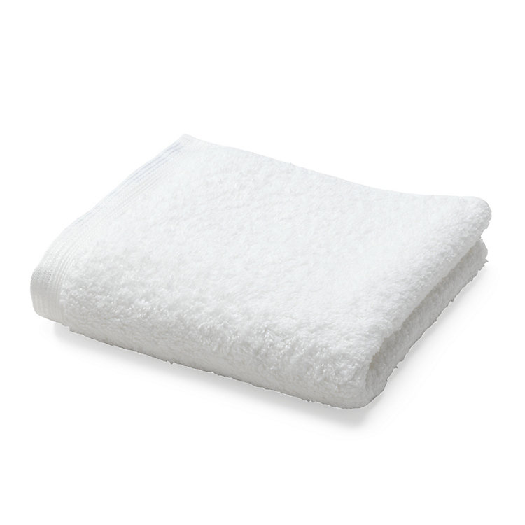 Framsohn Terry Hand Towel White