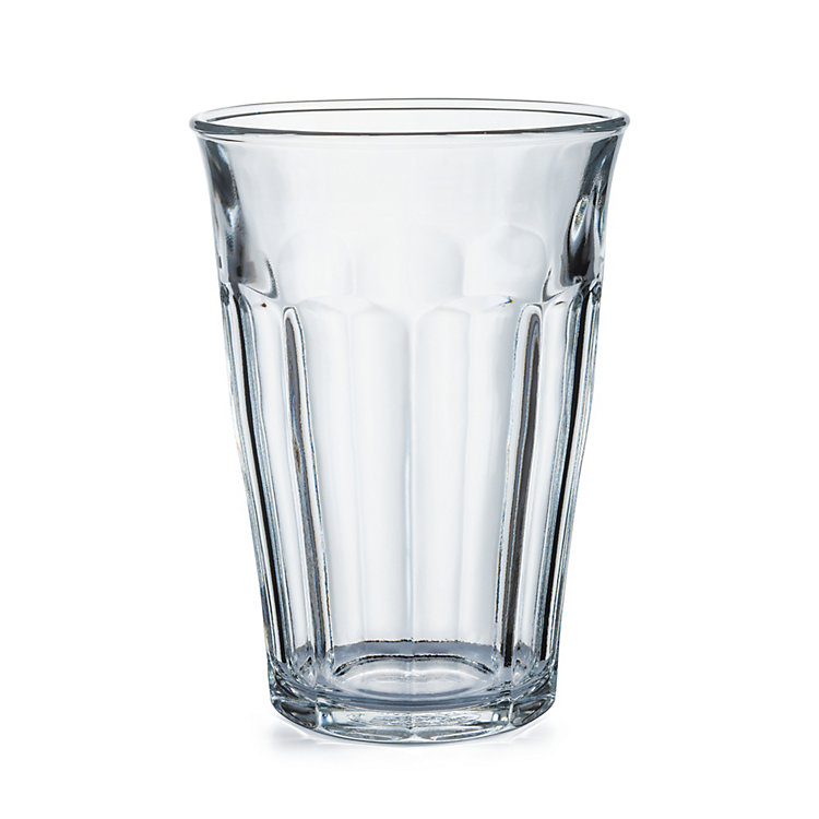 French Bistro Glass